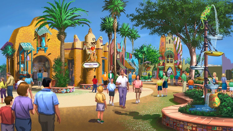 Busch Gardens In Ta Florida Travelodge West Of