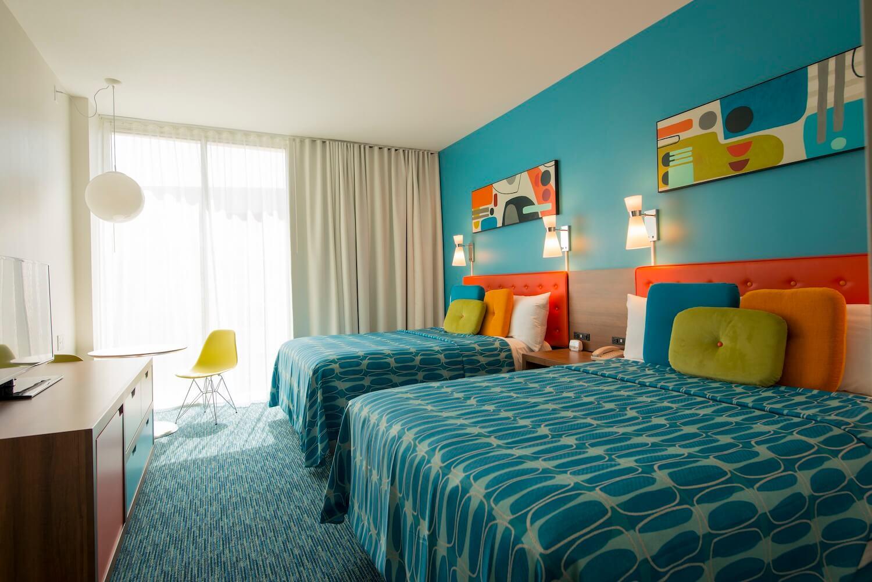 Cabana Bay Beach Resort Officially