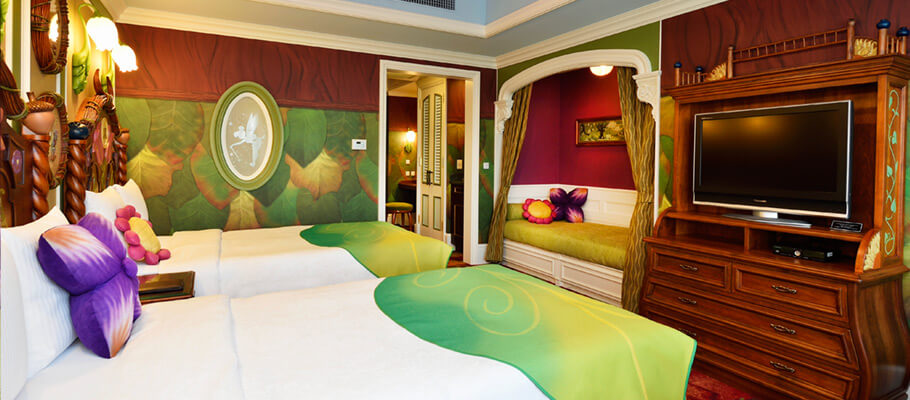 Tokyo Disneyland Unveils New Disney Character Themed Hotel Rooms