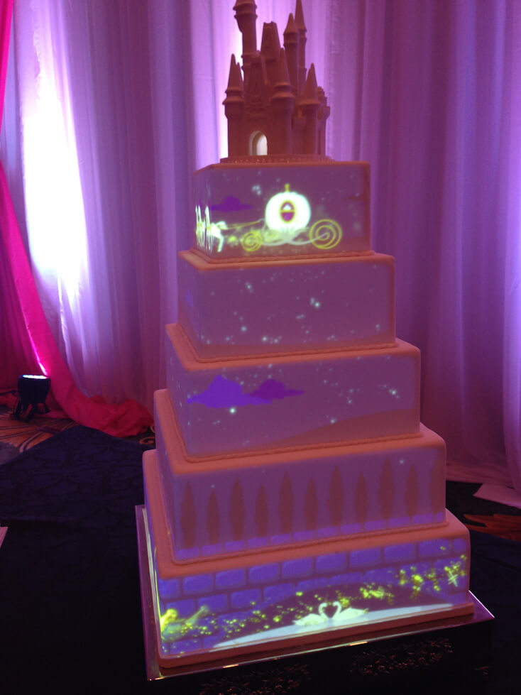 disneyland wedding cake flavors wedding dresses cakes and decor comes together at disney 13560
