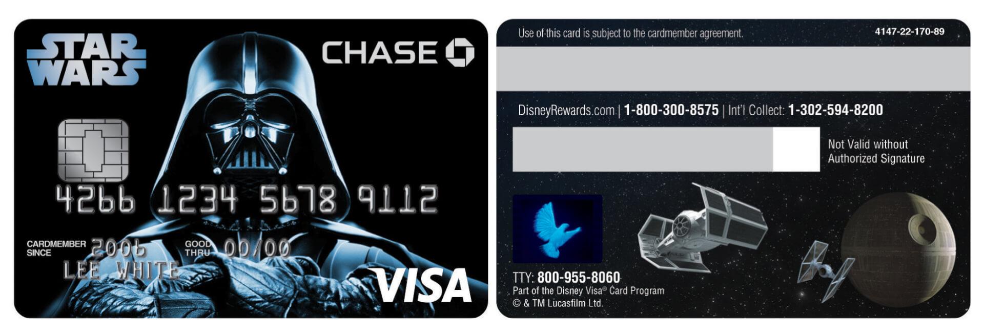 Capital One New Card Design