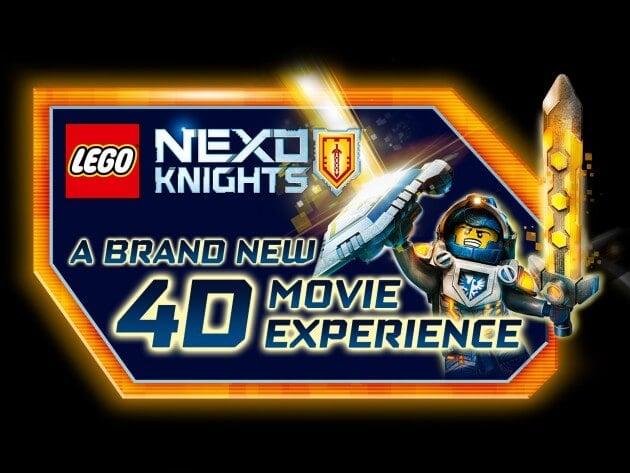 LEGO NEXO KNIGHTS logo
