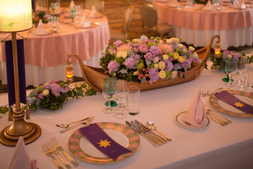 table decoration ideas tokyo disney resort to launch frozen and tangled 12733