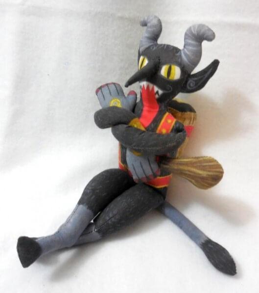 Krampus doll1