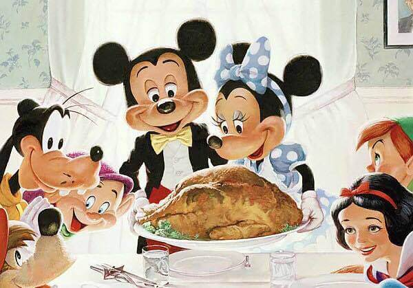 Disneyland dining options for Thanksgiving Day, November ...