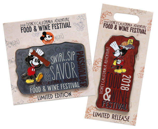Food And Wine Merch